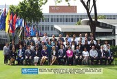 August 19-21 at Tobacco Free Initiative meeting at WHO