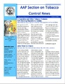 AAP Provisional Section on Tobacco Control Fall 2014 Newsletter