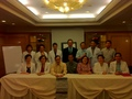Richmonde hotel press con of various professional medical societies in support of passing the sin tax during the bicam